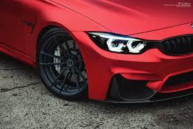 red bmw bmw f80 m3 brixton forged wheels