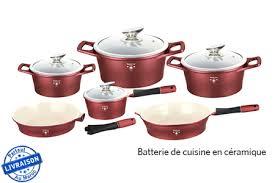 batterie de cuisine ceramique mettez à l oeuvre toute votre innovation culinaire en profitant d