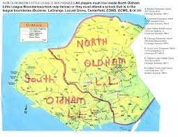 map of oldham noll boundary map