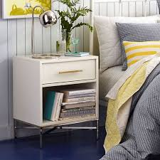 Nightstand West Elm Best Night Stand With Storage 17 Best Ideas About Cube Storage On