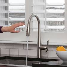 100 hands free kitchen faucet danze d459022ss antioch trim