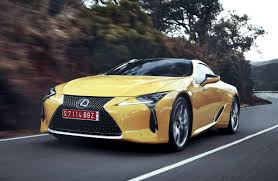 lexus lf lc tail lights in depth look 2018 lexus lc coupe testdriven tv