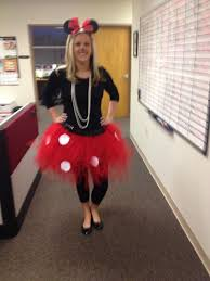 Mickey Mouse Halloween Costume Adults 25 Homemade Minnie Mouse Costume Ideas