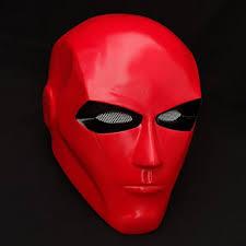 Batman Arkham Halloween Costumes Amazon Custom Batman Arkham Red Hood Helmet
