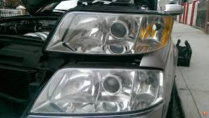 audi a6 headlights oem audi c5 a6 headlights pair