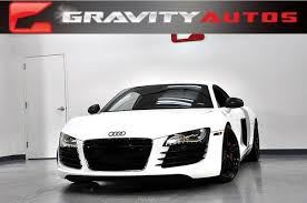 audi r8 2009 for sale 2009 audi r8 4 2l stock 003190 for sale near marietta ga ga