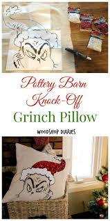 Christmas Pillows Pottery Barn Best 25 Pottery Barn Christmas Ideas On Pinterest Pottery Barn