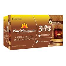 fire logs and fire starters at ace hardware