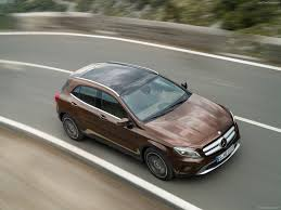 mercedes gla compact suv mercedes gla class 2015 pictures information specs