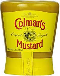 coleman s mustard colmans original mustard 3 53 ounce grocery