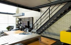 3 Stylish Industrial Inspired Loft Industrial Chic Loft Features The Ideal Match Between Comfort And