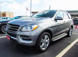 ml mercedes stock w2812p certified pre owned 2014 mercedes m class ml