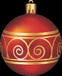 happy holidays u red christmas ornaments clipart happy holidays