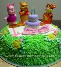 coolest winnie the pooh and friends cakes and how to tips