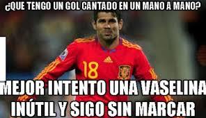 Diego Costa Meme - diego costa y los memes que gener祿 por su primer gol con espa祓a