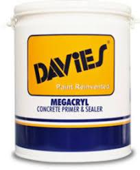 davies megacryl acrylic concrete primer u0026 sealer pasig metro
