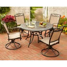 Glides For Patio Furniture by Classic Accessories Veranda Small Patio Table And Chair Set Cover