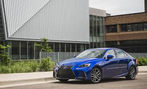 old lexus interior 2018 lexus is in depth model review car and driver