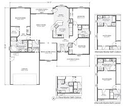Standard Pacific Homes Floor Plans by Windham Hill East Home Plan True Built Home Pacific Northwest