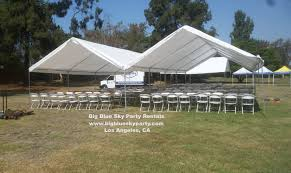 white tent rentals tent rentals party canopies tents los angeles ca big blue