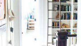 Provincial Bookcase French Provincial Ladder Bookcase Ldnmen Com