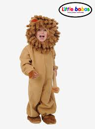 halloween lion costumes deluxe little lion animal fancy dress dressing up baby toddler