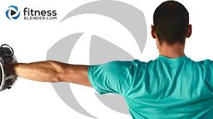 Great Shoulder - workout for great shoulders arms back chest