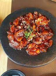 cuisine jarret de porc jarret de porc mariné picture of bekseju tripadvisor