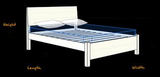 Length Of King Size Bed King Size Chelsea Bed Wooden Bed Frame By Get Laid Beds Ebay