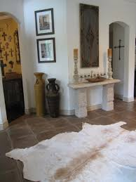 How To Hang Art On Wall by How To Hang A Cowhide Rug On The Wall Creative Rugs Decoration