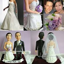 customized cake toppers personalized wedding cake toppers finding wedding ideas