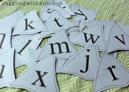 shark in the park alphabet game free printable virtual book