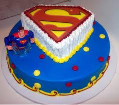 superman cake for boy u0027s birthday party home decor and design ideas