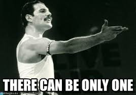 There Can Only Be One Meme - there can be only one freddie mercury meme on memegen