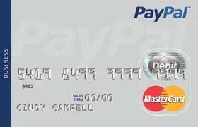 pre paid credit cards prepaid debit card expert review paypal prepaid mastercard