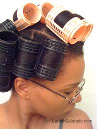 what type of hair can be used for crotchet braids best 25 roller set natural hair ideas on pinterest roller set