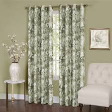 Floral Lined Curtains Floral Curtains Drapes You Ll Wayfair