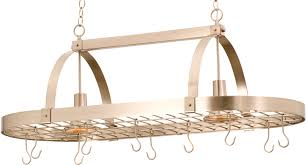 pot rack chandelier the best chandelier 2017