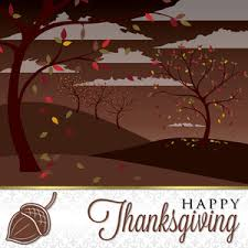 acorn thanksgiving card in vector format royalty free stock image