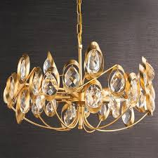 Crystal And Gold Chandelier Best Light Fixtures Images On Crystal Chandeliers Model 33