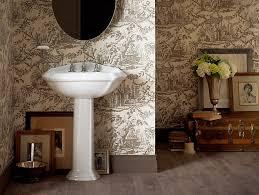 Kohler Pedestal Bathroom Sinks Portrait Pedestal Sink With 8 Inch Centers K 2221 8 Kohler