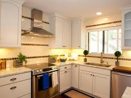 Mediterranean Tiles Kitchen - photos property brothers hgtv