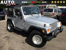 2003 jeep wrangler transmission silver jeep wrangler with 6 cylinders automatic transmission