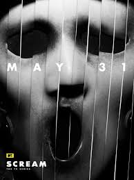 ghost face shows up on the mtv trailer for scream season two