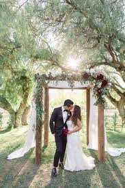 wedding arches outdoor falkner winery rustic wedding arch pinteres