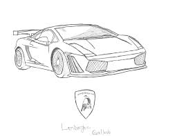 cartoon lamborghini cartoon drawing course pencil drawing collection