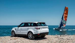 racing land rover file land rover and extreme sailing series enjoy thrill of