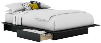 Platform Bed Plans Free Download by Diy Storage Bed Frame Decorate My House