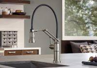 brizo kitchen faucets reviews brizo smart touch kitchen faucet reviews archives small kitchen