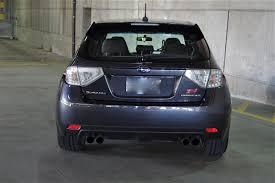 subaru hatchback 2009 2009 subaru impreza wrx sti cor motorcars